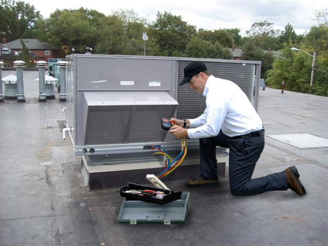 Image result for Commercial HVAC Contractor